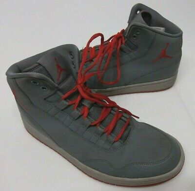 new style eceff ee209 Nike Air Jordan Executive 820240 005 Cool Grey/Gym Red-Wolf Grey Ds Mens