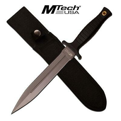 NEW War Sword M-Tech Large Military Style Dagger