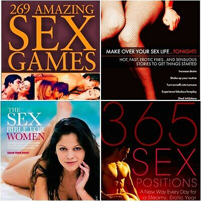 Sex Game Positions eBook PDF Full Master Resell Right All About Sex (4 iN 1)