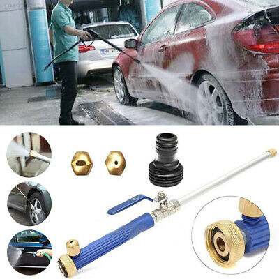 972B 8642 Aluminium High Pressure Power Washer Spray Nozzle Water Jet Attachment