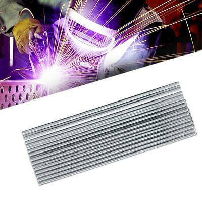 10pcs Easy Melt Welding Rods Low Temperature Aluminum Wire Brazing 1.4mmx500mm·