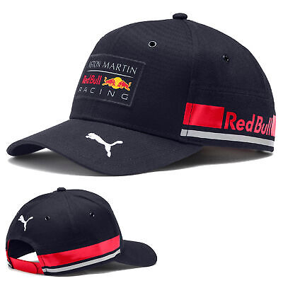 New! 2019 Aston Martin Red Bull Racing Official F1 Team Cap - Adult One Size