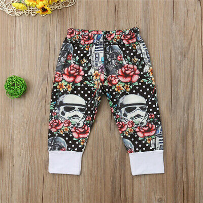 Star Wars Toddler Pants - Assorted Sizes  LOCATED IN & POSTED FROM AUSTRALIA
