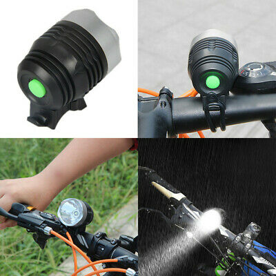 3000 LM Bike Front Light Bicycle LED Lamp Headlight Flashlight Riding equ KTA