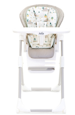 Joie Exclusive High Chair Baby Seat - Toddler Booster Feeding Highchair Washable