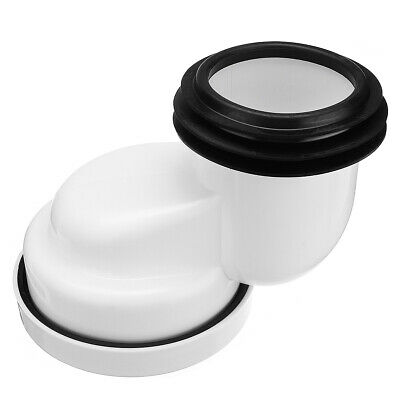 MARLEY TOILET OFFSET Pan Connector Waste Pipe - £6 95