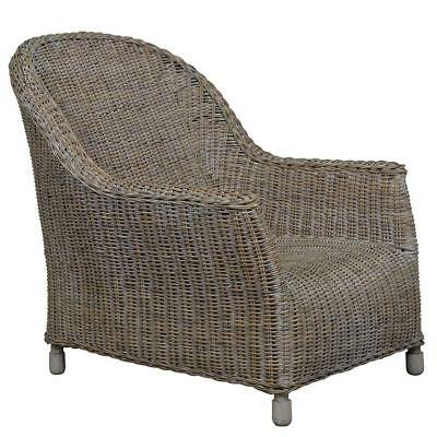 Pacific Rattan Lounge Chair Patio & Garden Furniture Chairs Garden & Outdoor