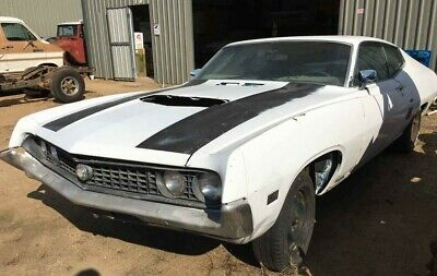 1970 Ford Torino muscle car USA 302 351 429 460 V8 Grand GT Mustang Falcon