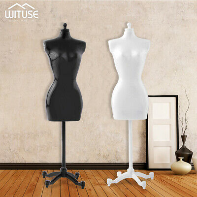 10Pcs Doll Mannequin Model Display Clothes Gown Dress Form Rack Stand Holder 7F