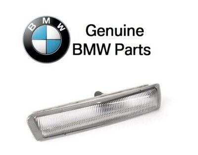 Bmw New Genuine Z3 Front Right O/S White Light Side Marker Indicator Reflector
