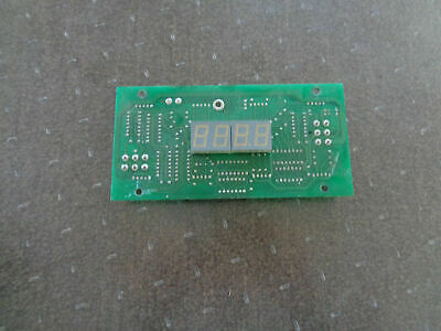 CYCLONE ticket redemption arcade game SMALL DISPLAY PCB BOARD   z b18