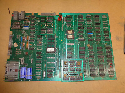 Ms Pacman Pac Man  Not Working   Arcade Game Pcb Board Jamma C115-7