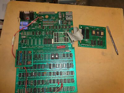 Ms Pacman Pac Man  Not Working   Arcade Game Pcb Board Jamma C15-11