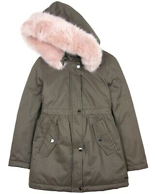 Mayoral Boy/'s Puffer Coat with Hood Sizes 2-9