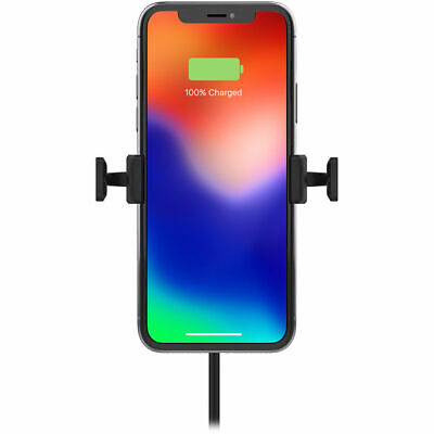 Mophie Charge Stream QI Wireless Vent Mount Apple, Samsung & Enabled Smartphones