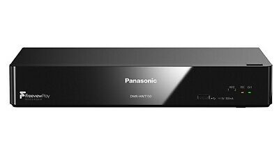 Panasonic DMR-HWT150 4k Twin Freeview Play HD 500GB HDD Smart PVR Recorder WiFi