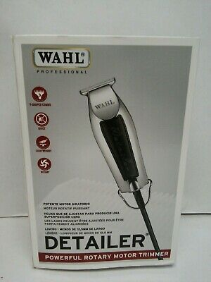 Wahl Professional Detailer #8290 – Powerful Rotary Motor – Equipped with T-Blade