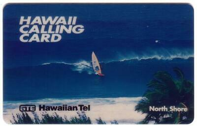 30m Hawaii Calling Card - Windsurfing On North Shore Teléfono Tarjeta