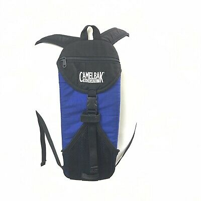 1f1313d4d0c Camelbak Rogue Hydration Backpack 70 Oz No Bladder Blue Black Hiking Camping