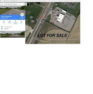 Vacant Land, Commercial, Frenchtown Twp, Monroe Michigan Franchise perfect