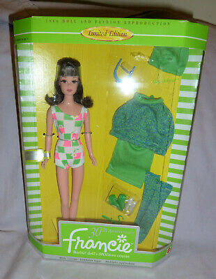 Francie - 30Th Anniversary Doll -  New In Box - Factory Fresh!!