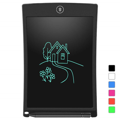 LCD Writing Tablet, Electronic Writing Drawing Doodle Board Erasable, Aukor for