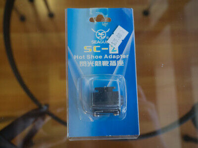 Seagull SC-2 Hot Shoe Flash Adapter