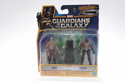 Hasbro #A7897 - Drax and Korath - Guardians of the Galaxy - A+/A+