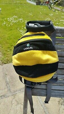 Little Life BEE backpack reins with parent strap
