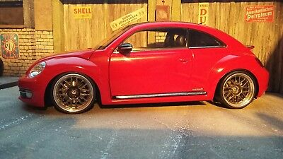 Vw New Beetle Custom Modified Umbau Tuning 118 Kyosho
