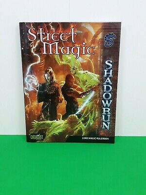 SHADOWRUN STREET MAGIC for 4th edition PRICE REDUCED