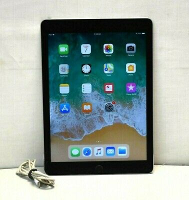 Apple iPad Air 2nd Generation 64GB, Wi-Fi, 9.7in - Space Gray
