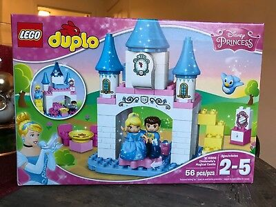 LEGO Disney Princess Cinderella's Magical Castle 10855 - Brand new, Sealed