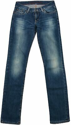 JEAN FEMME TOMMY HILFIGER Mid rise coated Taille W32 L34