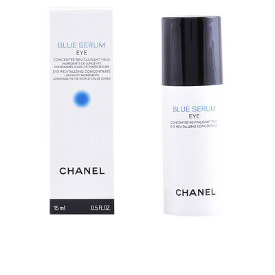 Cosmética Chanel mujer BLUE SERUM eye revitalizing concentrate 15 ml