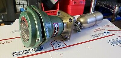 MOBREY Horizontal Magnetic Level Switch TECHNICAL COLLEGE DEMO LEARNING NEW $99