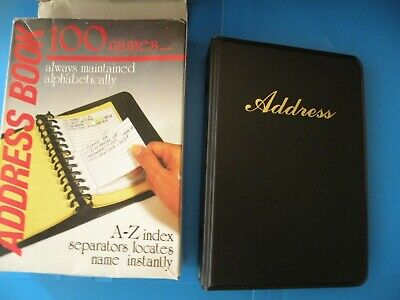 C R  GIBSON ADDRESS Book Refill Pages With Tab Index