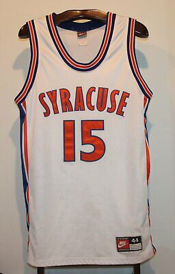 wholesale dealer 593d7 c353a authentic carmelo anthony syracuse jersey