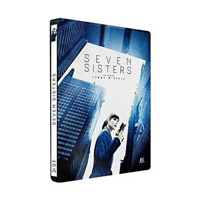 """Seven Sisters """"Edition Steelbook"""" - Bluray - Neuf Sous Blister"""