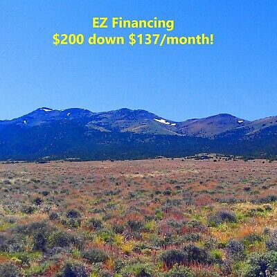 10 Acre Elko Nevada Ranch Cowboy Land Beautiful Views Off Grid Near Idaho Utah