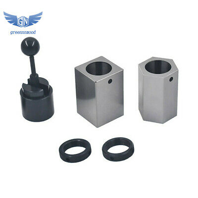 NEW 5c Collet Block Set- Square, Hex, Rings & Collet Closer Holder
