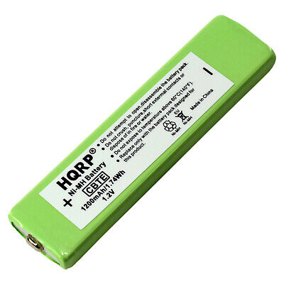 HQRP Battery Replacement for Sony MZ-M10, MZ-M100, MZ-NF810