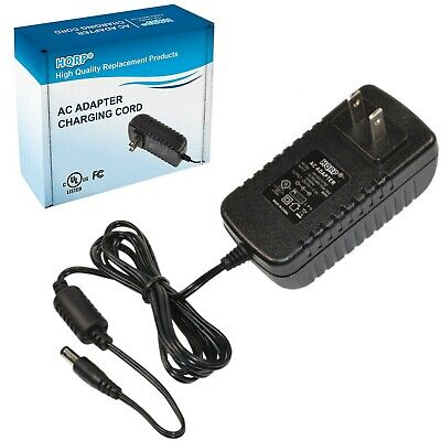12V AC Power Adapter for Shure Receivers, PS21 PS21US PS23 PS23US Replacement