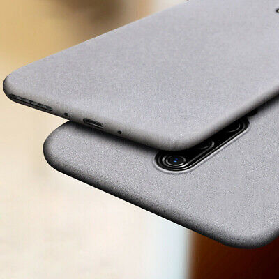 For OnePlus 7 Pro 6 6T 5 5T Shockproof Matte Silicone Back Silm Soft Case Cover