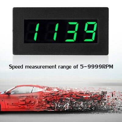 0.56in 4-digit LED Display 0-98990.1Hz Frequency Counter Tester Meter Tachometer