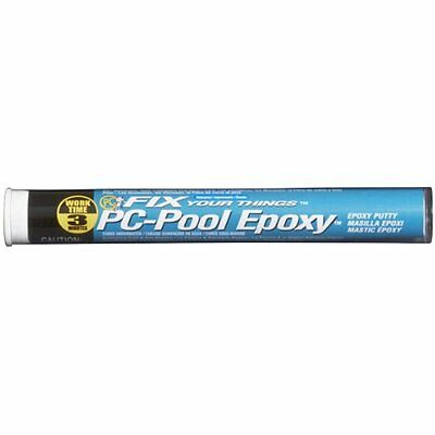 PC-Pool Epoxy Putty, Moldable 4oz Stick, Off White 41116 Adhesives Home Tile &