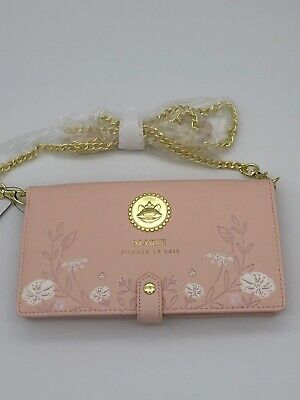 Loungefly Disney The Aristocats Marie Pink Dandelion Crossbody Wallet Purse