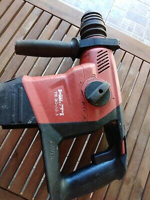 Hilti TE 30 a36 V  ATG VERY GOOD CONDITION  WORKING