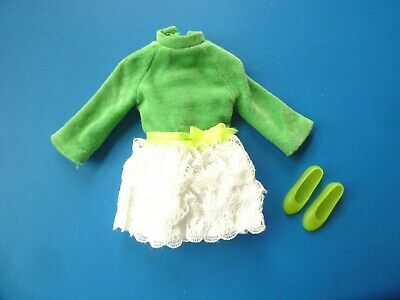 Vintage Skipper Lots Of Lace #1730 (1970) Exc & Complete