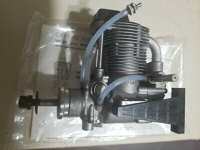 KB 40 R/C AIRPLANE ENGINE With kB Carb With Original Muffler